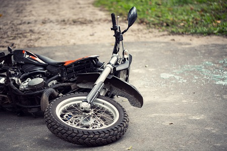 $175,000 settlement for Wisconsin motorcycle passenger injury claim