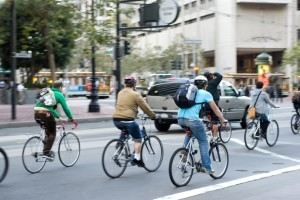 Increase in Death Rate for Pedestrians and Bicyclists