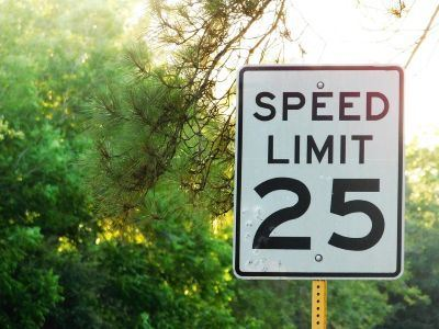 Effect of Speed Limit Laws in Wisconsin