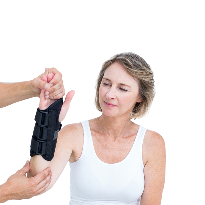 Broken Wrist Injury Accident Personal Injury Lawyer Wisconsin