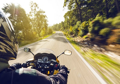 Insurance coverage for deer motorcycle crash injuries