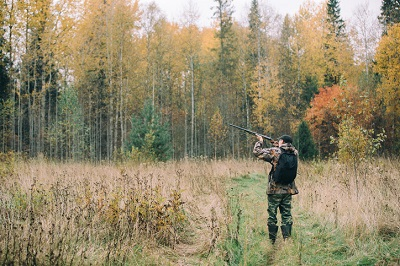 settlement for accidental gunshot hunting injury in Wisconsin