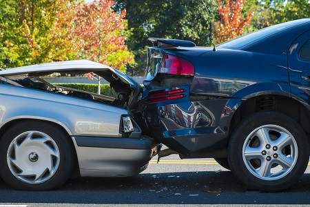 Rear end collision lawyer wins settlements for clients with injuries from low speed or high speed rear end crashes in WI