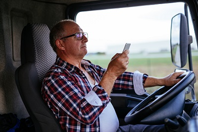 Wisconsin texting while driving law
