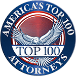 America's Top 100 Attorneys Logo